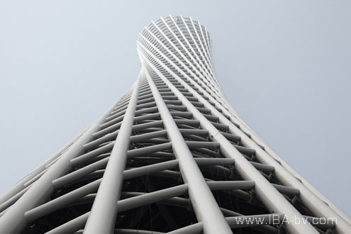Canton Tower 广州塔 Guangzhou Tv Tower